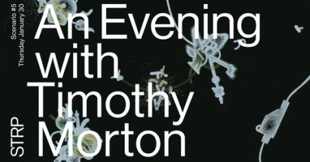 An evening with Timothy Morton