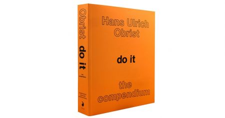 UITVERKOCHT Hans Ulrich Obrist - do it - the compendium