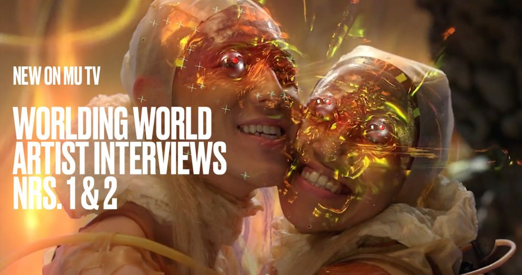 Worlding World interviews