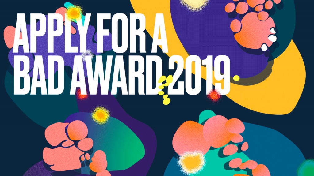 The registration for BAD Award 2019 is open!